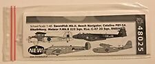 Dutch Decal 1/48 Swordfish 860 Sqn. MLD. Meteor F.Mk.8 demo 323 Sqn.KLu. 48025