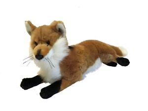 Fox Plush Stuffed Soft Toy 40cm Hunter by Bocchetta