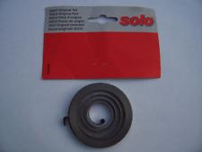Motorsäge SOLO 662 / 667 Starterfeder, Rückzugfeder, Rückholfeder  Nr 2600166