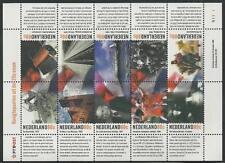 Niederlande aus 1999 ** postfrisch Kleinbogen MiNr.1740-1749 - Ereignisse 20 Jhd