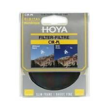 Hoya Filter 77mm Cir-Pl Polarizer Circular Slim Frame