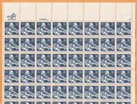 Scott #1950 Franklin Delano Roosevelt postage Stamp Sheet of 40-20 Cent stamps