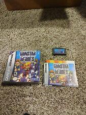 Gunstar Super Heroes (Game Boy Advance, 2005) GBA Complete w Box + Manual