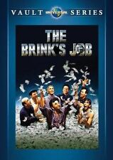 The Brinks Job DVD 1978 Peter Falk Peter Boyle Gena Rowlands (MOD)