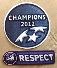 2011-2012 UEFA Champions League Patch Badge Pièce For Chelsea Soccer Jersey