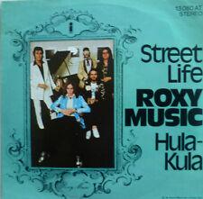 """7"""" 1973 KULT ! ROXY MUSIC : Street Life // MINT-? \"""