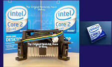 INTEL E30307 QUAD CORE CPU COOLER HEATSINK FAN FOR Q9XXX SOCKET T  LGA775 NEW