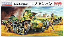 Fine Molds FM48 IJA Type 95 Light Tank Ha-Go Battle of Khalkhin Gol 1/35