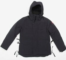 Canada Goose 'Maitland' Down Fill Navy Marine Mens Parka Size Large