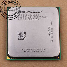 AMD Phenom X4 9650 2.3 GHz HD9650WCJ4BGH Quad-Core CPU Processor Socket AM2+