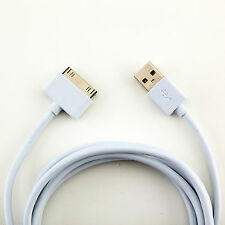 6FT Apple MFI Certified 2.1 AMP USB 30 Pin Charging / Sync Cable f iPhone 4 / 4S