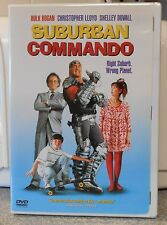 Suburban Commando (DVD, 2002) RARE HULK HOGAN 1991 COMEDY BRAND NEW
