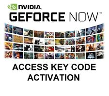 NVIDIA GEFORCE NOW ACCESS KEY CODE MAC / PC / ANDROID PHONE / FAST DELIVERY