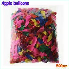 500x Apple Latex Balloon Helium Thickening Pearl Celebration Party Balloon