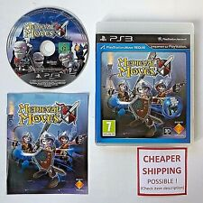 PS3 PlayStation 3 - MEDIEVAL MOVES Move