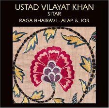 Vilayat Khan, Ustad Khan Vilayat - Raga Bhairavi [New CD]