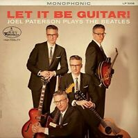 Joel Paterson - Let It Be Guitar! Joel Paterson Plays The Beatles [New CD] Digip