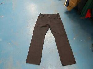 "Gant Jason Straight Waist 34"" Leg 32"" Men's Faded Dark Blue Jeans"