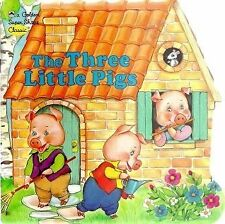 The Three Little Pigs (Look-Look) by Yuri Salzman