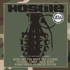 Hostile Hip-Hop - Vinyl LP 33T - Neuf sous Blister