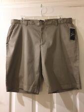 Calvin Klein Mens Lifestyle Shorts! Marble Canyon Tan!! Size 40!! Brand New!!