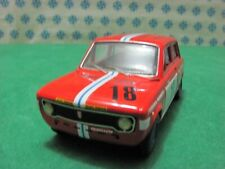Vintage - Fiat 128 Rallye Bearbeitung Handarbeit - Made in Italy
