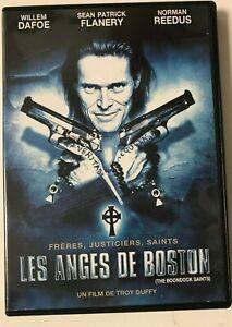 Les Anges de Boston dvd