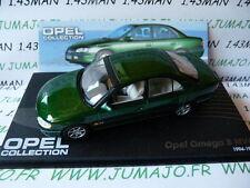 voiture 1/43 IXO eagle moss OPEL collection : OMEGA B MV6 1994/1999