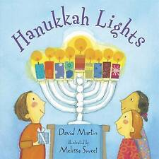 Hanukkah Lights, David Martin, New Book