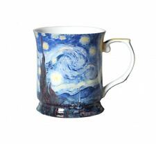 Van Gogh Starry Night 415cc Mug Fine Bone China Coffee Tea Cup Mug  Xmas Gift