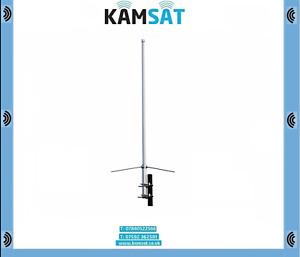 BASE ANTENNA  X 30 N - DUAL BAND VHF UHF 1,30 M 130 CM FIBERGLASS