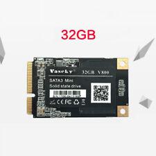 32 GB Mini-mSATA-SSD-Festkörper 1,8 Zoll-Festplatte für Laptop Desktop PC