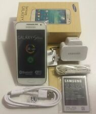 SAMSUNG GALAXY S4 MINI 8GB UNLOCKED LTE 4G SMARTPHONE -WHITE (NEW)