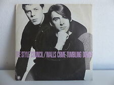 THE STYLE COUNCIL Walls come tumbLing down 883004 7
