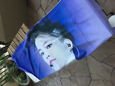 NEW Kpop EXO 'Xiumin Photo Blanket(Towel) 51 inches (130cm) x 27 inches (69cm)