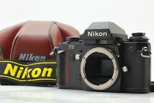 [Exc+5] NIKON F3 Eye Level 35mm SLR Film Camera + Case CF22 and strap From Japan