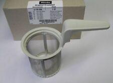 Mikrofeinfilter Zentral-Verriegelung Miele Spülmaschine NEU OVP Art.-Nr. 3178582