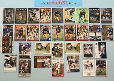 2000+ PLAXICO BURRESS Rookie-SP-Base Lot x 33 Topps Chrome /1650 Red Zone /120