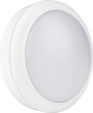 IP65 Outdoor Garage Garden Utility Toilet15W LED Eco Energy Bulkhead Round