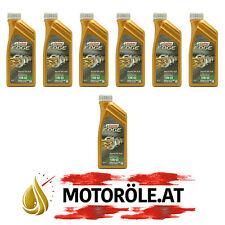 7x1 Liter Castrol Supercar 10W-60 Titanium FST Motoröl ACEA A3/B4, BMW M-Models