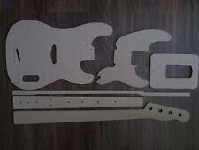 51er P-Bass Stencil templates gitarrenbau