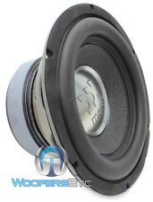 "MOREL PRIMO 804 SUB 8"" CAR AUDIO 4-OHM 400W CLEAN BASS SUBWOOFER SPEAKER NEW"