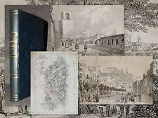 1853 Die Insel Sardinien Geschichte Sprache Religion Handel Münzwesen Neigebaur