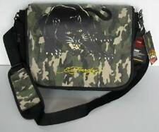 Ed Hardy Black Panther Messenger/Laptop Bag NWT
