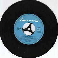 BENNY JOHNSON Hammond-Capriolen 45/EP/GER/LC