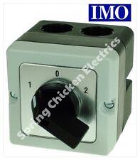 Interruptor de control de la OMI 4 Polos Cerrado-PE20A-U4