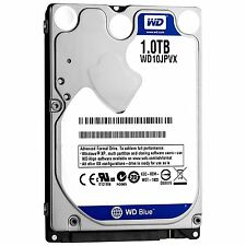 "WD 1TB Blue Internal HDD SATA 6Gb/s 5400 RPM 2.5"" Notebook Laptop OEM WD10JPVX"
