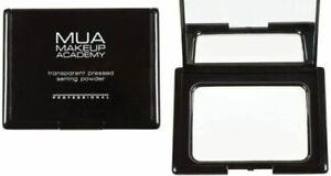 MUA Transparent Pressed Setting Powder