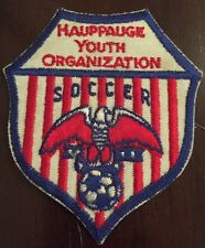 1980's Hauppauge Long Island Ny Soccer Club Patch