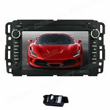 """Double DIN 7"""" Android 10 2+64GB Car Stereo GPS Nav Radio WiFi for Chevrolet GMC"""